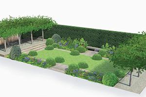 Del Buono Gazerwitz To Design Telegraph Garden