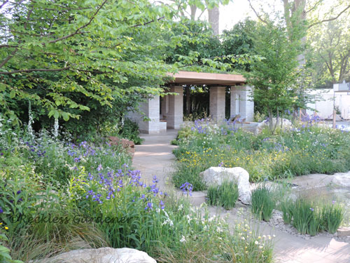 Homebase garden design : A vintage year at rhs chelsea