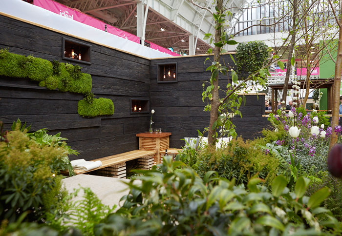 Writtle college wins 2015 young gardeners at ideal home Colorado home and garden show