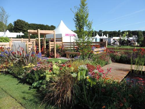 The north s great garden carnival returns for Pip probert garden designer