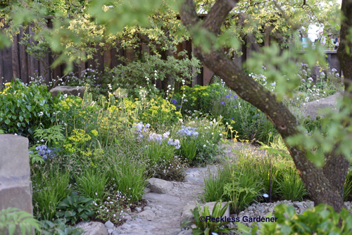 Woodland And Natural Landscapes Conquer Chelsea - woodland garden design books
