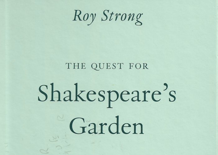 The Quest for Shakespeare\'s Garden |